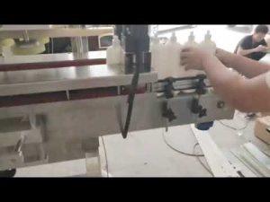 machine de capsulage rotative automatique de boîtier en pvc à vendre