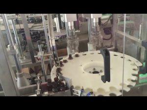 Prix usine machine de capsulage automatique à grande vitesse pour bouchon de bouteille rotatif