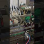 Machine de remplissage de liquide pour 4 petites bouteilles