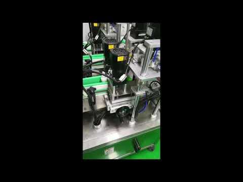 machine automatique de désinfectant de main de remplisseur de bouteille d'alcool de 30ml