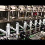 ligne complètement automatique d'équipement de remplissage d'huile de lubrification d'huile de piston