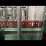 machine de remplissage d'huile d'olive automatique