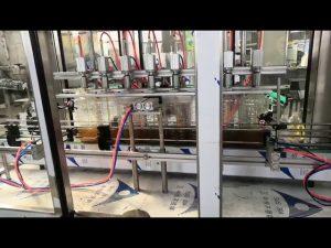 machine de remplissage d'huile moteur automatique