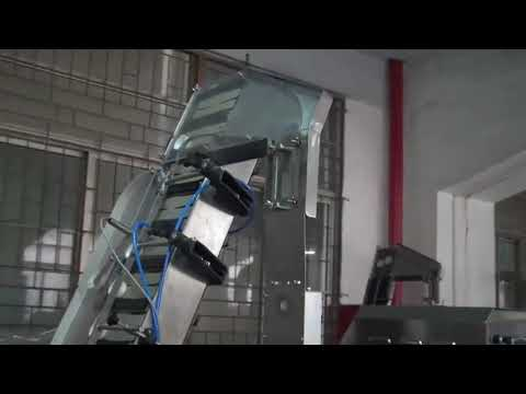 machine de capsulage rotatoire servo complètement automatique pour le bouchon à vis en plastique