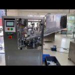 machine de cachetage remplissante automatique de tube en plastique pour le dentifrice de crème de main