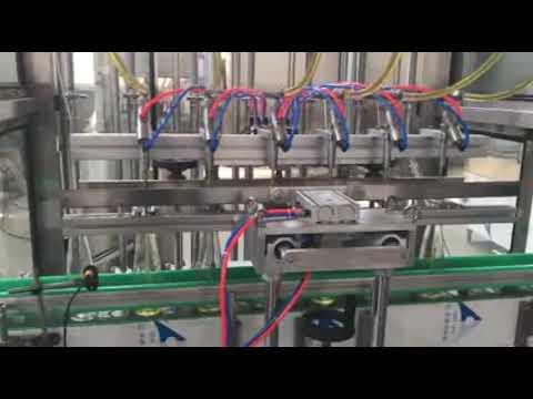 huile de cuisson automatique, miel, confiture, machine de capsulage de remplissage de liquide de shampooing