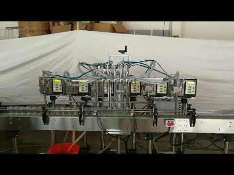 petite pompe à engrenages automatique bouteille savon liquide machine de remplissage prix