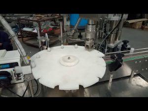 vente chaude entièrement automatique 10 ml 20 ml 25 ml tubes à essai de remplissage bouchage machine d'emballage