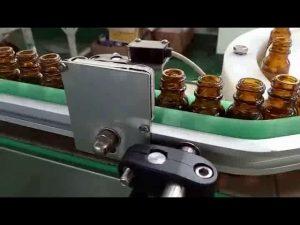 remplisseur unique de cartouche de machine de cigarette électrique, machine de remplissage de bouteilles de jus d'e