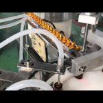 Automatique 5-30 ml compte-gouttes en verre petite bouteille collyre flacon e remplissage liquide machine de capsulage