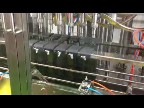 fabricants de machines de remplissage d'huile de moutarde à piston automatique