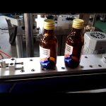 auto-adhésif autocollant automatique bouteille ronde étiquetage machine