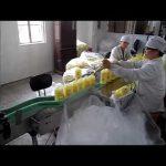 machine automatique de remplissage de désinfectant pour les mains de savon liquide à piston automatique