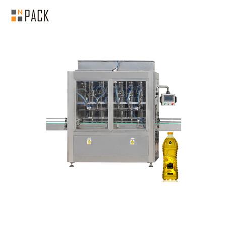 équipement de remplissage d'huile automatique