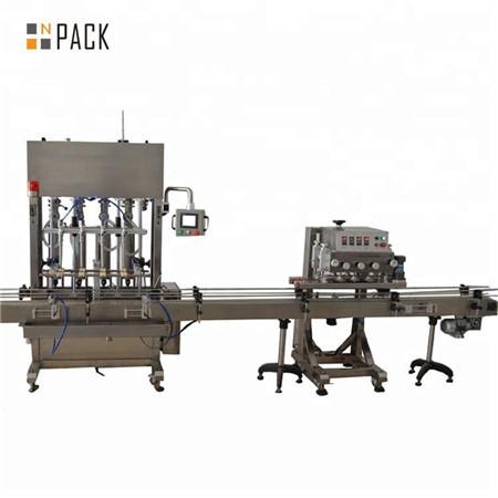 désinfecter la machine de remplissage de gel