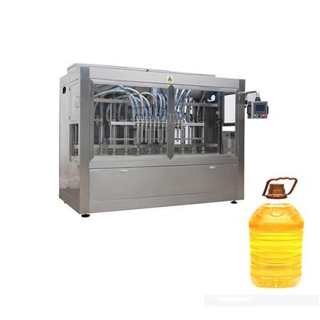 remplisseur d'huile comestible automatique