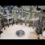 machine de capsulage de bouchage de remplissage automatique de bouteilles e liquide 10 ml