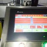 machine d'impression d'étiquettes informatisée automatique rouleau autocollant machine à étiquettes de sac en plastique