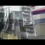 machine de remplissage automatique d'huile végétale d'huile de cuisson, machines de remplissage entraînées par cylindre de pistons