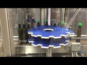 machine de capsulage automatique de capsulage en aluminium de chapeau de vis de ropp pour la bouteille en verre