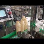 machine de remplissage d'huile comestible, machine de remplissage de pesage