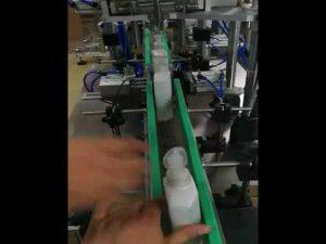 capuchon de pompe alcool gel bouteille capsuleuse capsuleuse