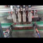 sauce tomate automatique, sauce chili, yaourt, fabricant de machine de remplissage de pâte de confiture