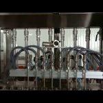 vente directe d'usine piston linéaire sauce liquide épices remplissage de bouteilles machine de capsulage