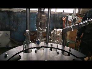machine de capsulage et de scellage en aluminium automatique commerciale