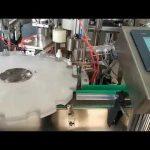 chine gros acide bouteille liquide machine de remplissage
