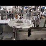 machine de capsulage remplissante de bouteille en plastique médicale de cosmétiques