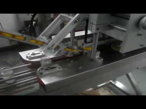 machine de capsulage de vis de bouteille de broche automatique