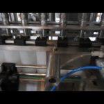 machine de remplissage automatique de détergent liquide et de liquide désinfectant