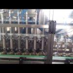 machine de cachetage de remplissage de yaourt de pot de miel en verre automatique