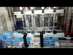100-1000 ml automatique savon liquide lavage des mains savon pour les mains désinfectant pour les mains machine de remplissage