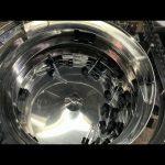 machine mécanique de remplissage et de bouchage de bouteilles cbd de type mécanique
