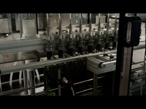 prix de la machine de remplissage de bouteilles d'huile d'olive, machine de remplissage d'huile comestible à piston linéaire