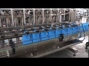 désinfectant automatique pour les mains machine de remplissage de savon liquide machine de remplissage de bouteilles à piston