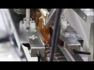 Machine de remplissage comestible d'huile essentielle liquide 1000W