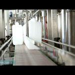 machine d'étiquetage de capsulage de remplissage d'huile de lubrification entièrement automatique