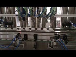 machine de remplissage automatique de désinfectant pour les mains