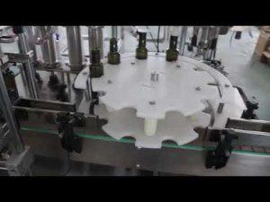 vente chaude ce standard automatique machine de remplissage d'huile d'olive