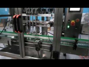 machine de remplissage automatique de ligne de production de confiture de fruits et machine de remplissage de ration