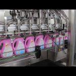 huile comestible automatique, huile d'olive, machine de remplissage de bouteille de shampooing de bouteille de détergent