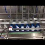 désinfectant pour les mains lavage des mains fabricant de machine de remplissage de savon liquide