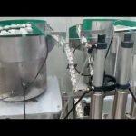 15ml 30ml collyre, machine de capsulage de remplissage de bouteille de compte-gouttes en verre d'huile CBD
