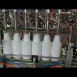 machine de remplissage de bouteilles de piston d'huile essentielle de lubrifiant de lubrifiant de moteur