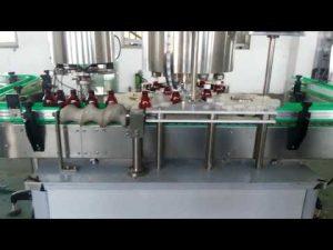 machine de capsulage de couvercle de couvercle en aluminium entièrement automatique