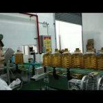 lubrifiant mobil moteur hydraulique voiture pompe bouteille d'huile remplissage ligne de production machine