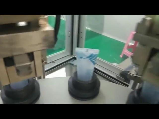 machine de cachetage de remplissage de tube en plastique de nourriture pharmaceutique cosmétique automatique